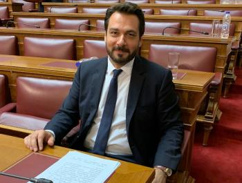 Τ.Μπαρτζώκας : Με ερώτηση στη Βουλή αναδεικνύει το ζήτημα της δια βίου εκπαίδευσης, εργασίας και της εν γένει κοινωνικής ενσωμάτωσης των ΑμεΑ στο κοινωνικό σύνολο