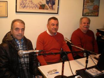 Τ.Χαλκίδης: «Πιστεύω ότι η σύσκεψη για το ροδάκινο με όλους τους φορείς και τον ΥΠΑΑΤ θα γίνει.»