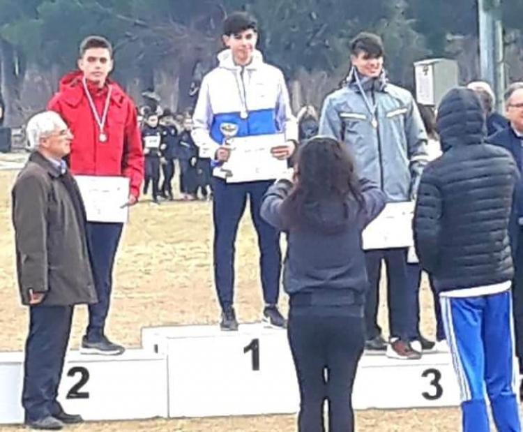 Χρυσά Ιωαννίδου-Αθανασάκης-Καραγιάννης, αργυρά Παπανικολάου-Στίμου στο περιφερειακό πρωτάθλημα ανωμάλου δρόμου