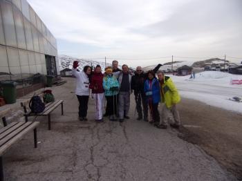 ΒΟΡΑΣ 2524 μ., Κυριακή 26 Ιανουαρίου 2020 - Πορεία στο χιόνι - Με τους Ορειβάτες Βέροιας