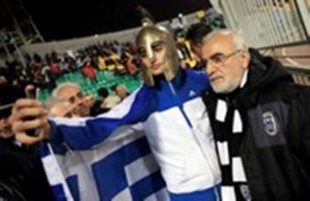 Εύξεινος Λέσχη Βέροιας : Στηρίζουμε τον Ιβάν Σαββίδη