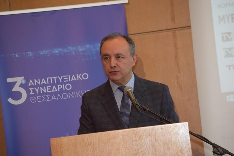 Θ. Καράογλου : «Η Β. Ελλάδα διαθέτει όλα τα εφόδια να γίνει «πρωτεύουσα» του επιχειρείν και της εξωστρέφειας»