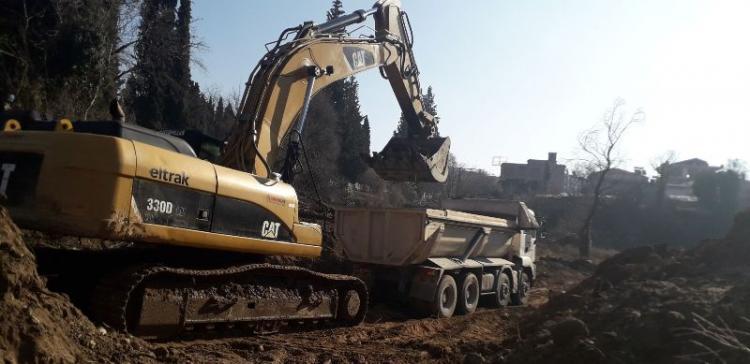 Έργα καθαρισμού ποταμών-ρεμάτων και στήριξης δρόμων, σε όλη την Ημαθία