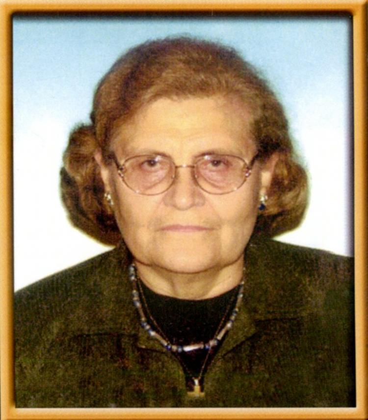 Σε ηλικία 83 ετών έφυγε από τη ζωή η ΑΣΠΑΣΙΑ ΚΩΝ. ΤΣΙΑΡΤΣΙΑΝΗ