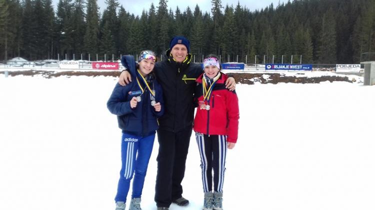 Αθλήτριες του ΕΟΣ Νάουσας σε Διεθνείς Αγώνες στο Πάλε-Βοσνία