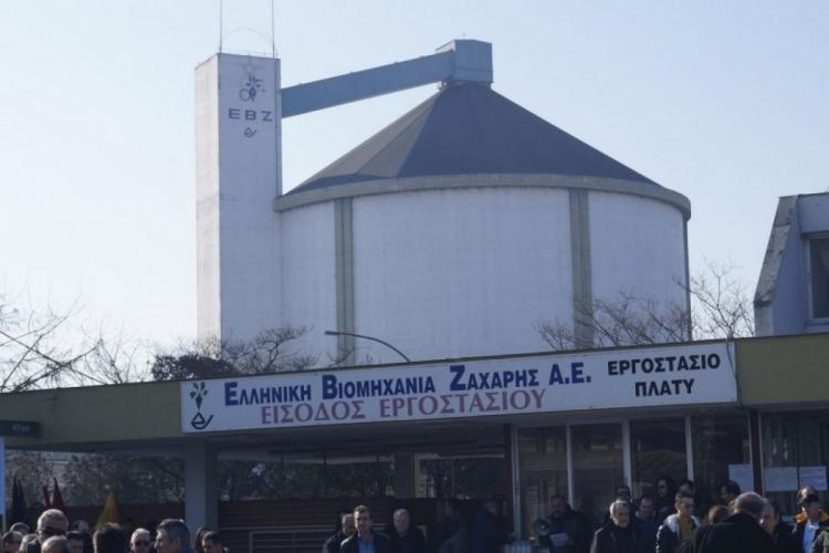 Επιστολή διαμαρτυρίας Σωματείου Έκτακτων Εργαζομένων στο εργοστάσιο ζάχαρης στο Πλατύ