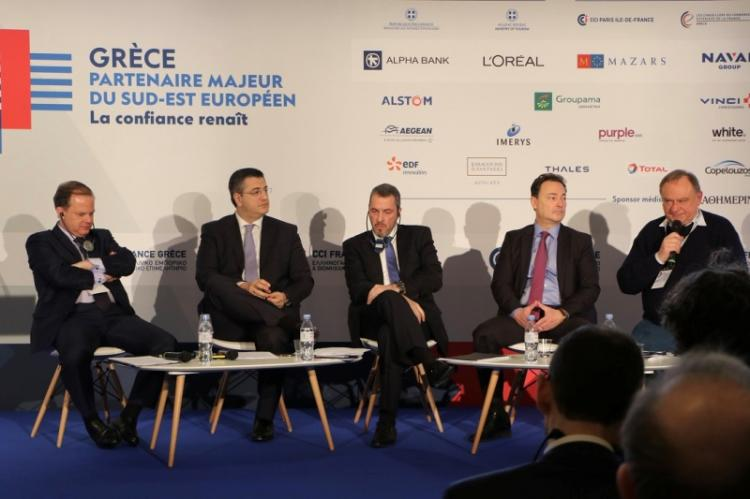 Α. Τζιτζικώστας από το Παρίσι : «Η Ελλάδα από «επενδυτική έρημος» μετατρέπεται σε νέα «γη της επαγγελίας» μέσω των επενδύσεων»