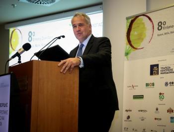 Μ.Βορίδης για την 28η Agrotica : «Ο παραγωγικός κόσμος της χώρας ανταποκρίνεται δυναμικά στο κάλεσμά μας για επανεκκίνηση της αναπτυξιακής διαδικασίας»