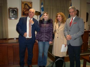 Πραγματοποιήθηκε η ετήσια εκδήλωση του Δικηγορικού Συλλόγου Βέροιας