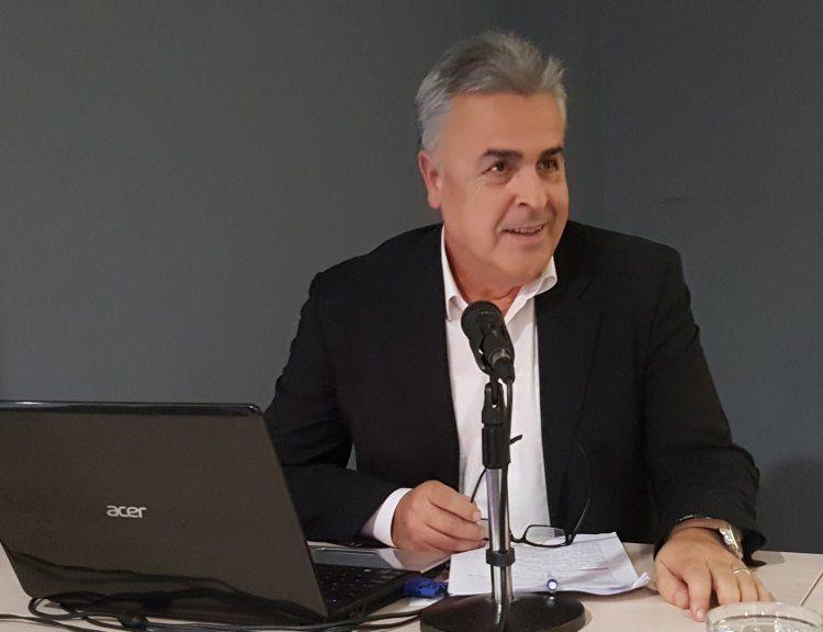 Διονύσης Διαμαντόπουλος : «Αριστοτέλης : ο διαχρονικός φιλόσοφος της Παιδείας»