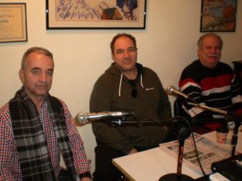 Μ. Γεωργιάδης,προπονητής των Αετών Βέροιας, μίλησε στο ΡΑΔΙΟ ΑΙΧΜΗ: «Η πόλη της Βέροιας αντέχει τρεις ομάδες μπάσκετ, εφ' όσον...»