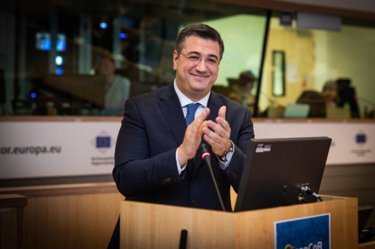Ο Απ.Τζιτζικώστας υποψήφιος Πρόεδρος της Επιτροπής των Περιφερειών της ΕΕ με ομόφωνη στήριξη του Ευρωπαϊκού Λαϊκού Κόμματος