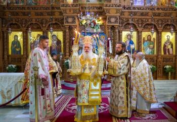 Πανηγύρισε ο Ιερός Ναός της Υπαπαντής του Κυρίου στην Πατρίδα Βεροίας