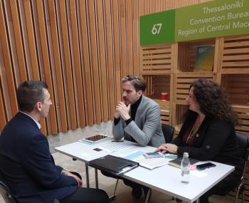 Η Περιφέρεια Κεντρικής Μακεδονίας σε διεθνείς τουριστικές εκθέσεις στη Σλοβενία και την Ιρλανδία