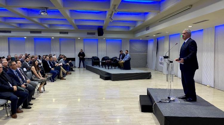 Μάκης Βορίδης από Μακεδονία : «Η Ελλάδα ξεκινάει ξανά»