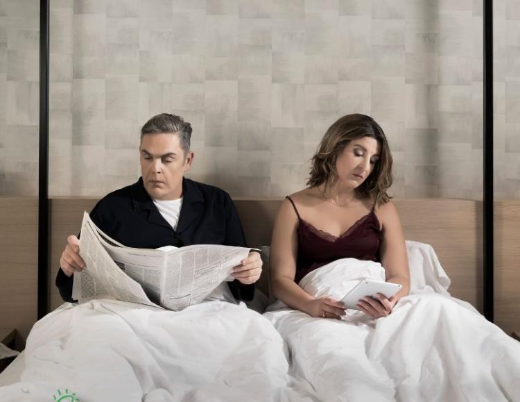 «Σκηνές από έναν Γάμο» του INGMAR BERGMAN στην Αντωνιάδειο Στέγη Γραμμάτων και Τεχνών στις 11 Φεβρουαρίου