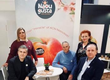 Για μια ακόμη χρονιά ο Αγροτικός Συνεταιρισμός Νάουσας στη Fruitlogistica του Βερολίνου