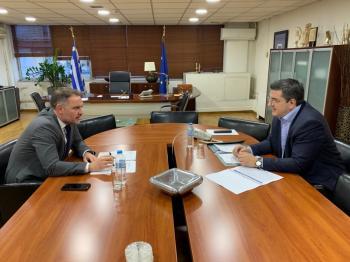Στρατηγική συνεργασία ΕΝΠΕ και ΞΕΕ πραγματοποιήθηκε την Τρίτη 4 Φεβρουαρίου
