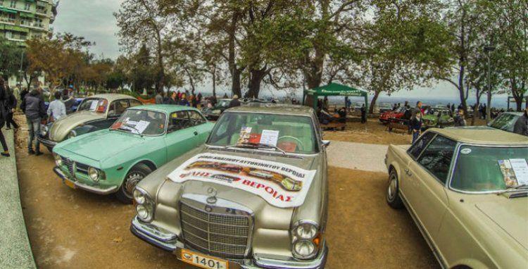 Εθνική επέτειος με κλασικά αυτοκίνητα!