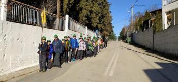 Χειμερινές εκδρομές του 3ου Συστήματος Δασοπροσκόπων σε Φυτειά και Δάσκιο