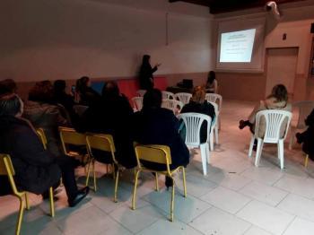 Ενημερωτική εκδήλωση του ΣΚ Γυναικών Βέροιας στους κατοίκους της Κοινότητας Κλειδίου Δήμου Αλεξάνδρειας