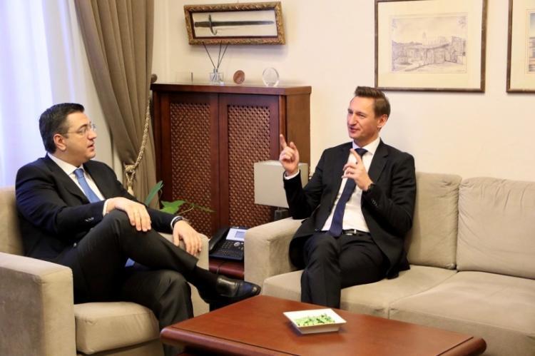Α. Τζιτζικώστας : «Στόχος μας είναι να δυναμώσει η φωνή των Δήμων και των Περιφερειών της ΕΕ, για να βελτιωθεί τελικά η ζωή των Ευρωπαίων πολιτών»