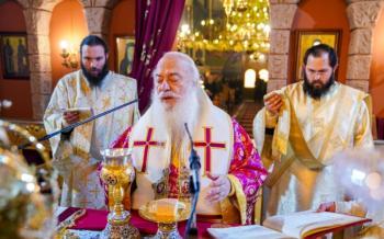 Τελέστηκε το τεσσαρακονθήμερο μνημόσυνο του μακαριστού πατρός Γεωργίου Μπιλιούλη στα Τρίκαλα Ημαθίας