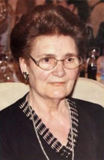 Σε ηλικία 86 ετών έφυγε από τη ζωή η ΔΗΜΗΤΡΑ ΓΚΑΓΚΑΛΤΗ