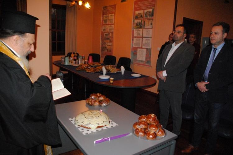 Κοπή πίτας και Γενική Συνέλευση στην Ε.Μ.Ι.Π.Η.