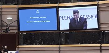 Κ. Καλαϊτζίδης : «Απόστολε, το αξίζεις περίτρανα, μας τιμάς και μας κάνεις περήφανους»