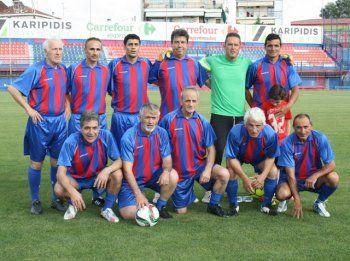 Οι παλαίμαχοι ποδοσφαιριστές για τη νέα προσπάθεια της Βέροιας στη Football League