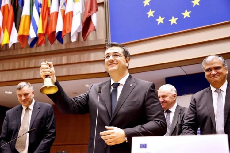 Α. Τζιτζικώστας : «Προτεραιότητά μου να φέρουμε την Ευρώπη πιο κοντά στους πολίτες»