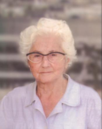 Σε ηλικία 96 ετών έφυγε από τη ζωή η ΜΕΛΠΟΜΕΝΗ ΑΠΟΣΤ. ΣΑΛΟΝΙΔΟΥ