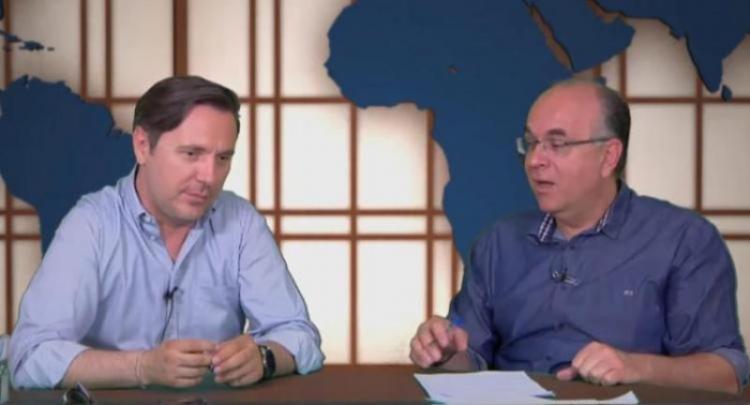 Μια εξαιρετική συνέντευξη με το Νικόλα Καρανικόλα, που «θυσιάστηκε» στο βωμό της βλάβης της web tv της ΗΜΕΡΗΣΙΑΣ