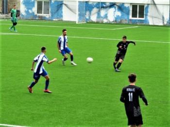 Παλικαρίσια νίκη για τους νέους (Κ17) της ΠΣ ΒΕΡΟΙΑΣ επί της αντίστοιχης ομάδας της Νίκης Βόλου