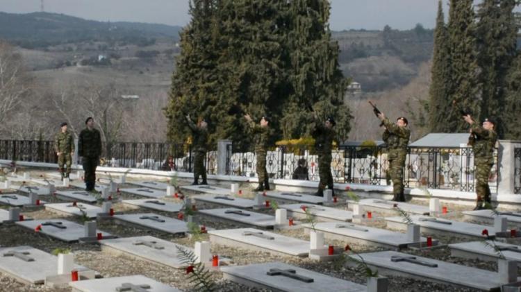 Ι Μεραρχία Πεζικού : Ετήσιο μνημόσυνο υπέρ πατρίδος πεσόντων