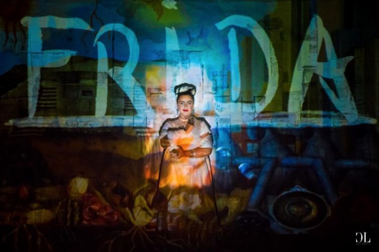 """""""Frida ΚΙ ΑΛΛΟ"""" το Σάββατο 22 Φεβρουαρίου 2020, στις 20:00 στην Αντωνιάδειο Στέγη Γραμμάτων και Τεχνών"""