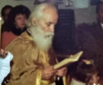 Η κοίμηση ενός οσίου. Του πατρός Κωνσταντίνου Γεωργιάδη  -Γράφει ο Θόδωρος Ελευθεριάδης