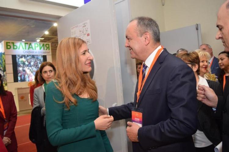 Το Υπουργείο Εσωτερικών (τομέας Μακεδονίας και Θράκης) προώθησε τον προσκυνηματικό τουρισμό στη διεθνή έκθεση τουρισμού στη Σόφια