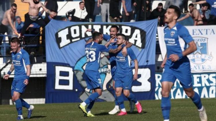 Football League : Γλίτωσε τα χειρότερα η ΒΕΡΟΙΑ