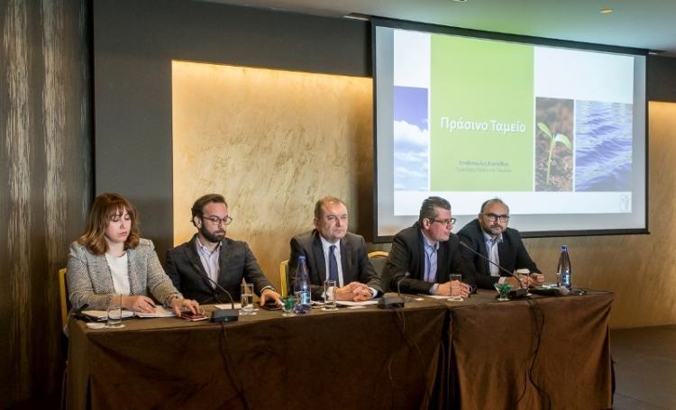73 εκατ. ευρώ από το Πράσινο Ταμείο στους Δήμους για περιβαλλοντικά έργα