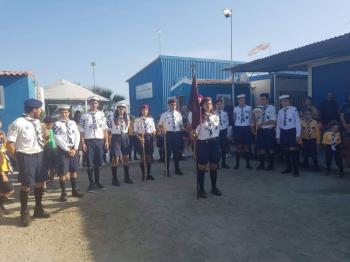 Το 27ο Σύστημα Ναυτοπροσκόπων Λεμεσού Κύπρου σε Βέροια και Νάουσα