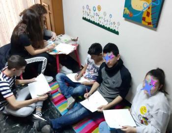 Μαθητές του 1ου ΕΠΑΛ Βέροιας επισκέφτηκαν το Κέντρο Συμβουλευτικής Υποστήριξης Γυναικών Δήμου Βέροιας