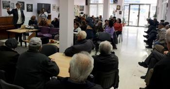 Έκαναν «κλικ με τη ζωή» οι ηλικιωμένοι της Βέροιας. Παρουσιάστηκε στο ΚΑΠΗ η κοινωνική δράση της ΠΚΜ