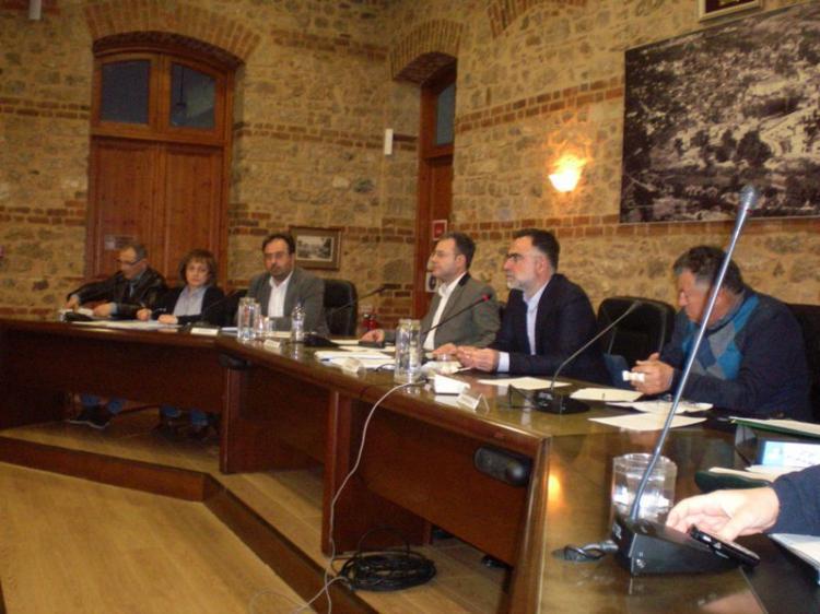 Με 41 θέματα ημερήσιας διάταξης συνεδριάζει τη Δευτέρα το Δημοτικό Συμβούλιο Βέροιας