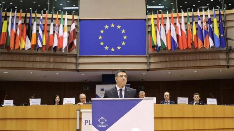 Απ. Τζιτζικώστας : «Ο προϋπολογισμός της ΕΕ κινδυνεύει να αποδειχθεί αποτυχία για τους πολίτες και δώρο για το λαϊκισμό»