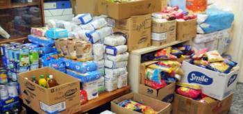 Π.Ε. Ημαθίας : Δωρεάν διανομή τροφίμων για τους ωφελούμενους του ΤΕΒΑ/ΚΕΑ