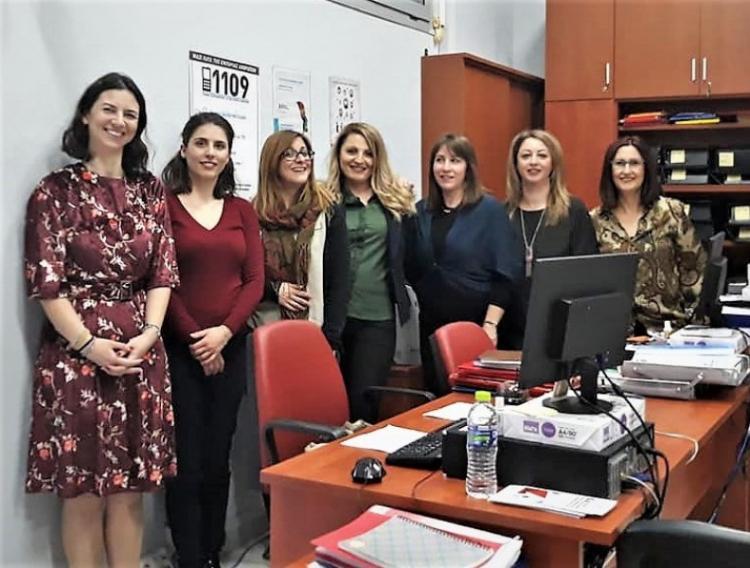 Ενημερωτική συνάντηση στελεχών του Κέντρου Κοινότητας με Παράρτημα Ρομά του Δήμου Αλεξάνδρειας και της Οργάνωσης Α21