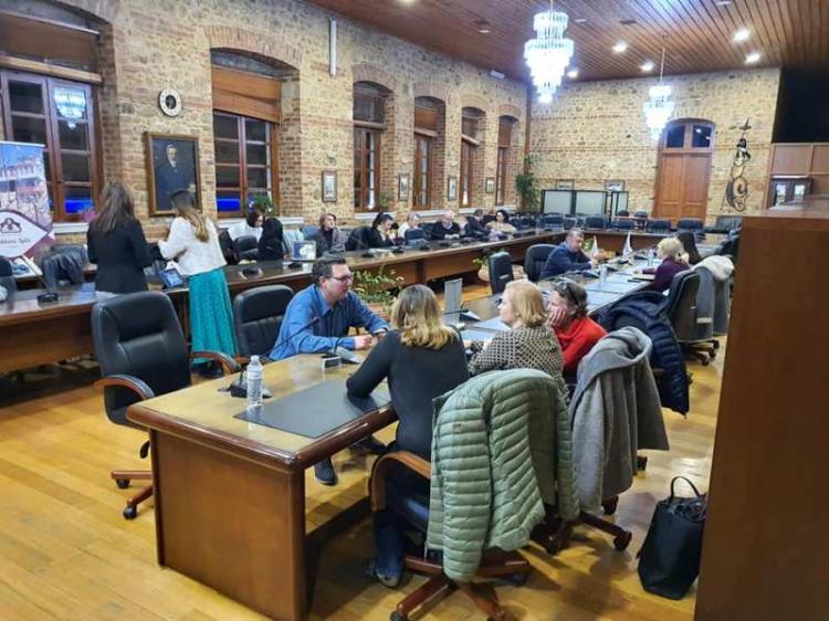 Φιλοξενία Τουριστικών Πρακτόρων και Β2Β συναντήσεις στη Βέροια