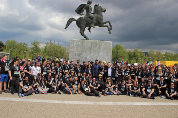 Κάλεσμα συμμετοχής στον 15ο Διεθνή Μαραθώνιο «Μέγας Αλέξανδρος» από την Εύξεινο Λέσχη Βέροιας